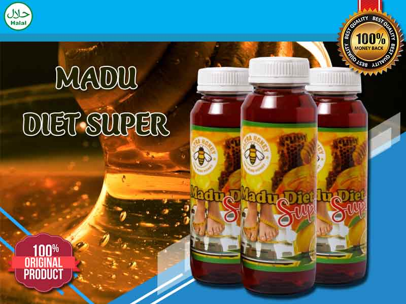 Review Manfaat Madu Diet Super Original